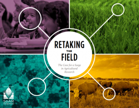 Retaking the Field Volume 1: The Case for a Surge in Agricultural Research